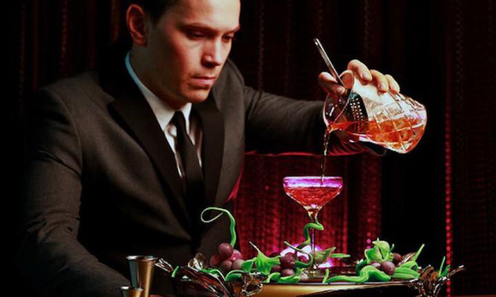 Der Winston Cocktail - $ 12.790 pro Glas