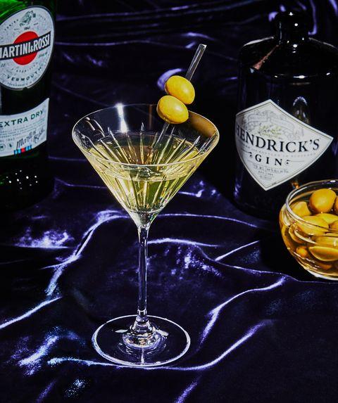 Trockene Martini